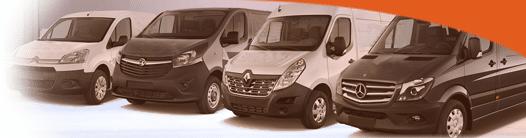 vehicules utilitaires