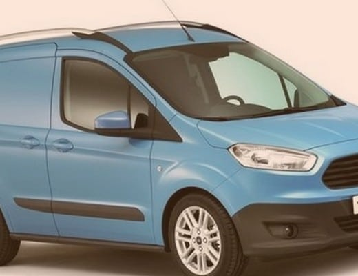 tapis-FORD-Transit-Courier