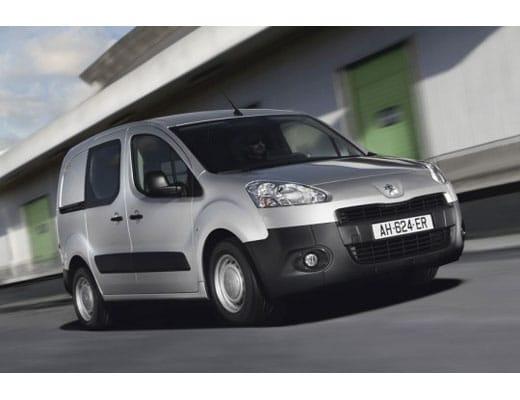 Dimensions Interieures Du Peugeot Partner Apres 2008