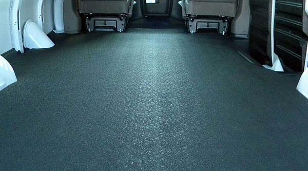 tapis sol utilitaire chargement - Tapis Sol