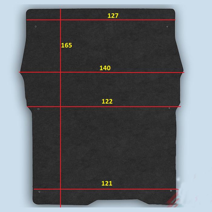 dimensions plancher citroen berlingo