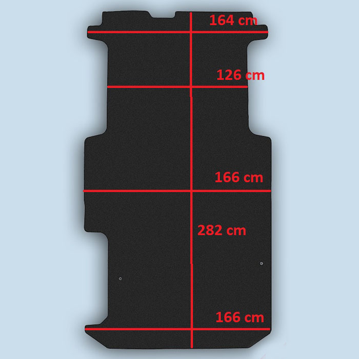 dimensions plancher renault trafic 2 long
