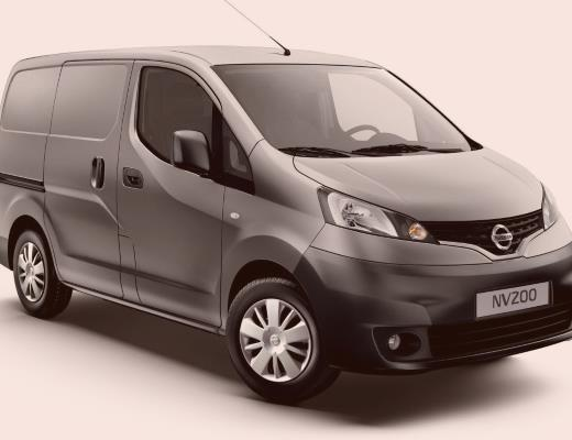 nissan nv200 utilitaire