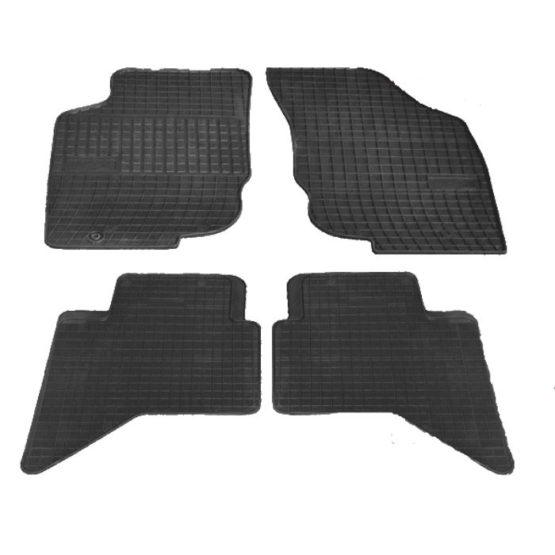 tapis pour Toyota Hilux caoutchouc