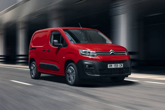 citroen berlingo 3 face