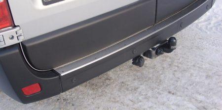 Seuil de coffre pour Renault Master 3