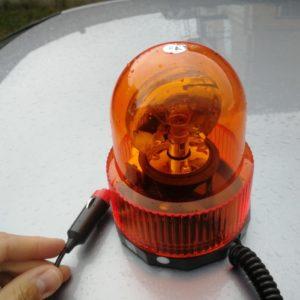 Gyrophare magnétique